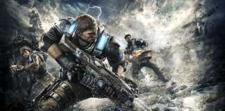 trailer de lancement gears of War 4