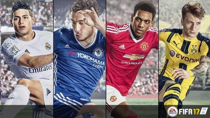 Précommande FIFA 17