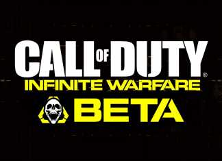 beta multijoueur call of duty infinite warfare