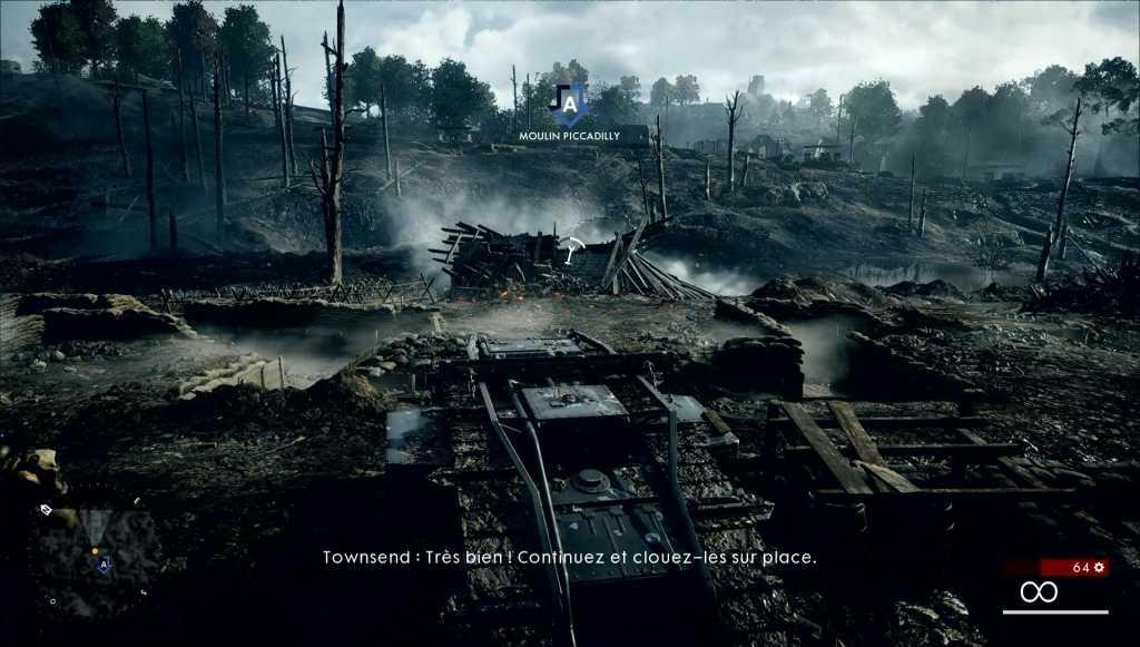 test de battlefield 1