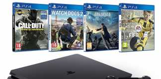 bons plans PS4 Slim