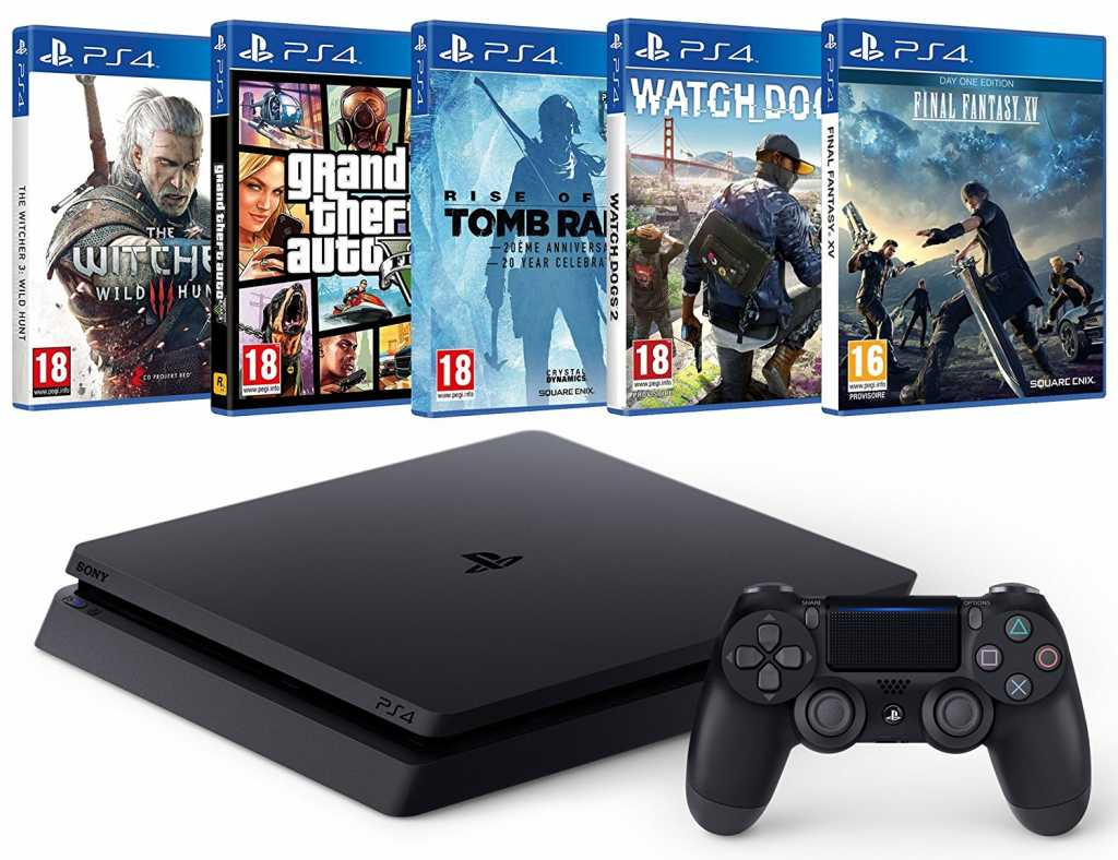 Bon plan PS4 Black Friday