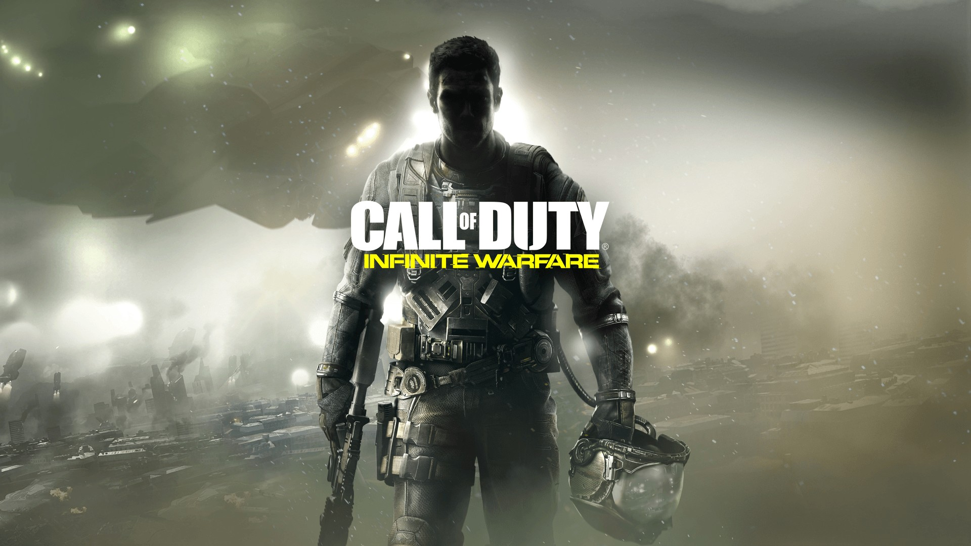 test de call of duty infinite warfare sur PS4