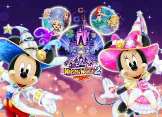 Test de disney magical world 2 sur Nintendo 3DS