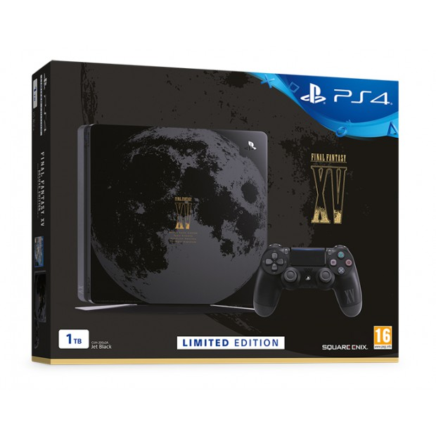 bon plan PS4 slim final fantasy XV