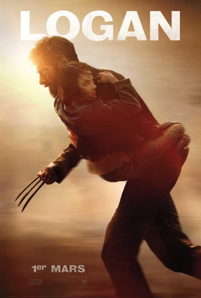 une nouvelle affiche pour Logan
