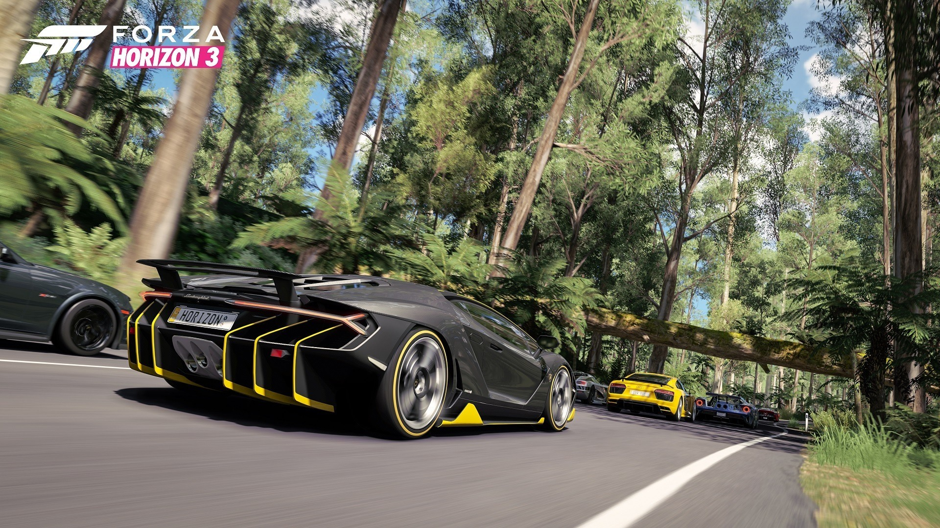 test de forza horizon 3