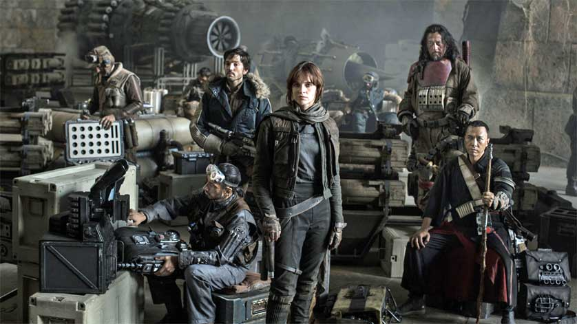 critique star wars rogue one