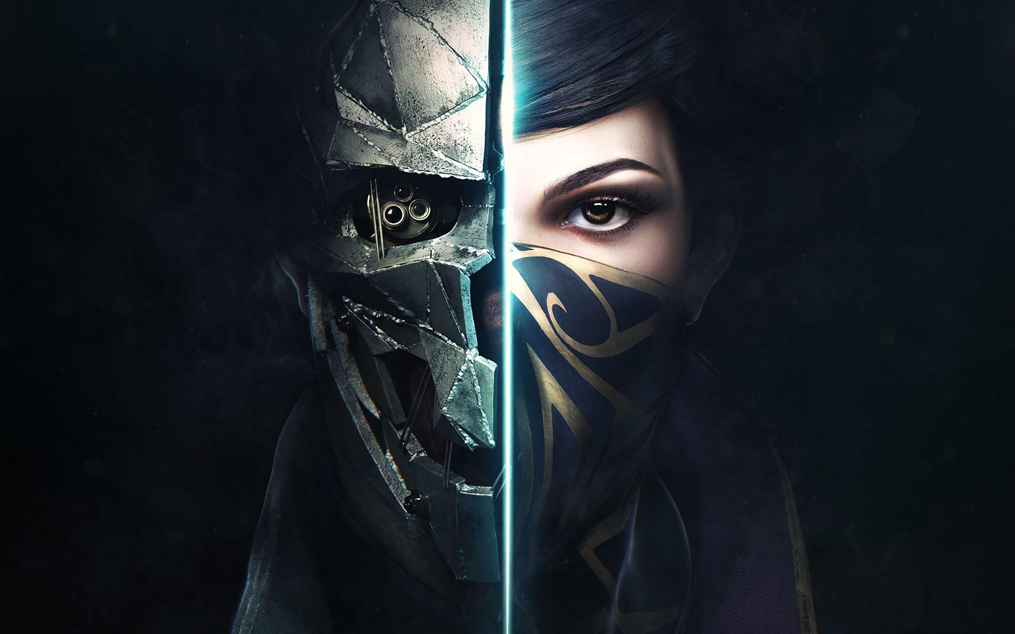 test de dishonored 2 sur PS4