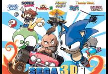 test de SEGA 3D Classics Collection