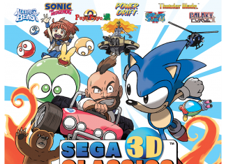 test de SEGA 3D Classics Collection