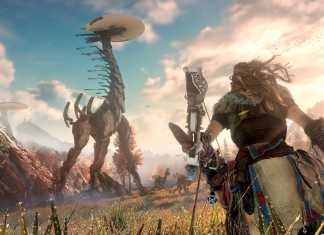 Test de horizon zero dawn