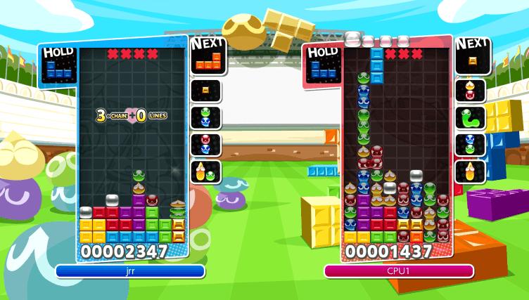 test de puyo puyo tetris
