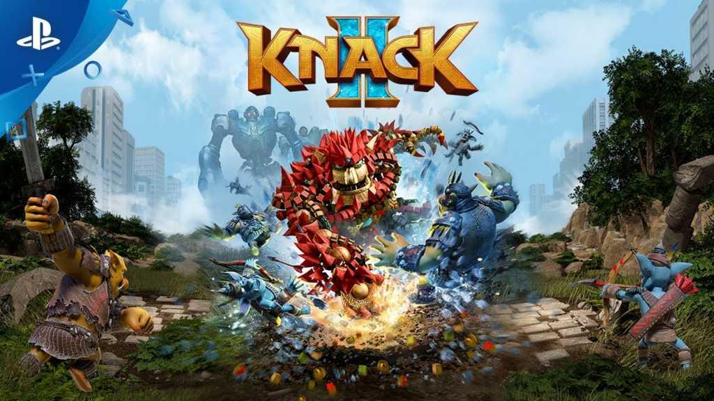 knack 2 E3 2017