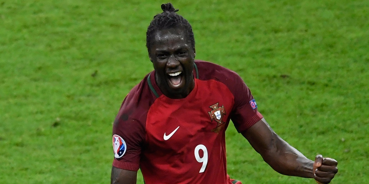 portugal et eder champion d'europe 2016