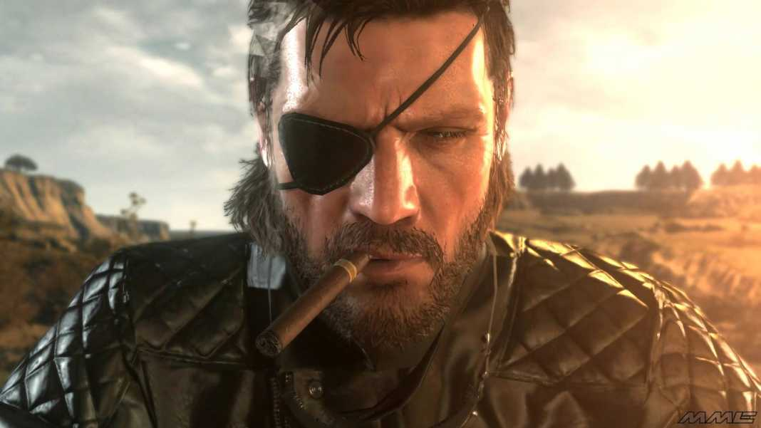 Metal gear solid V the phantom pain offert avec le playstation plus