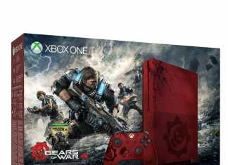 bon plan xbox one S gears of war 4
