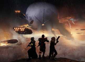 mes impressions sur Destiny 2