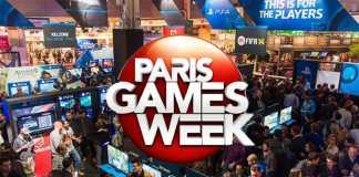 paris games week 2017 programme