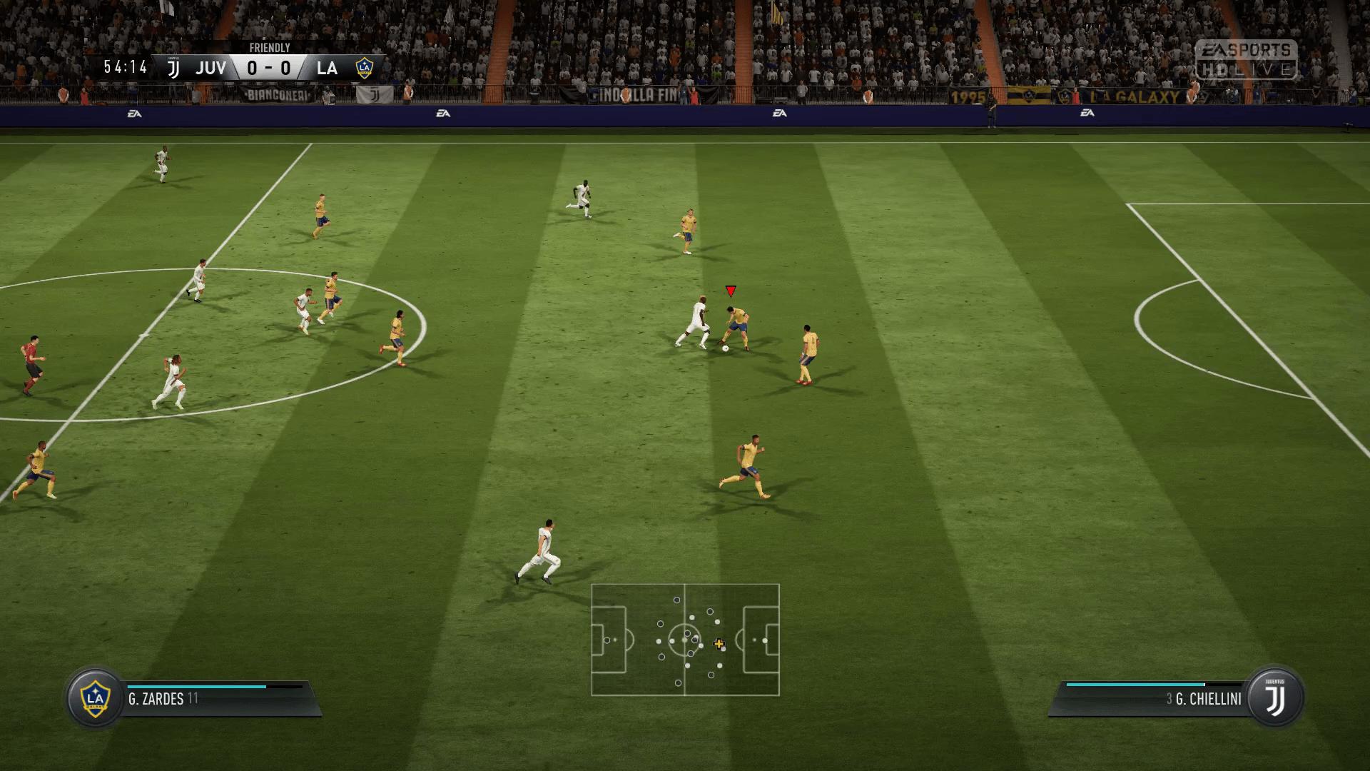 soluce comment bien défendre sur FIFA 18