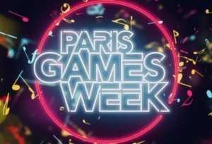 paris games week 2017 programme