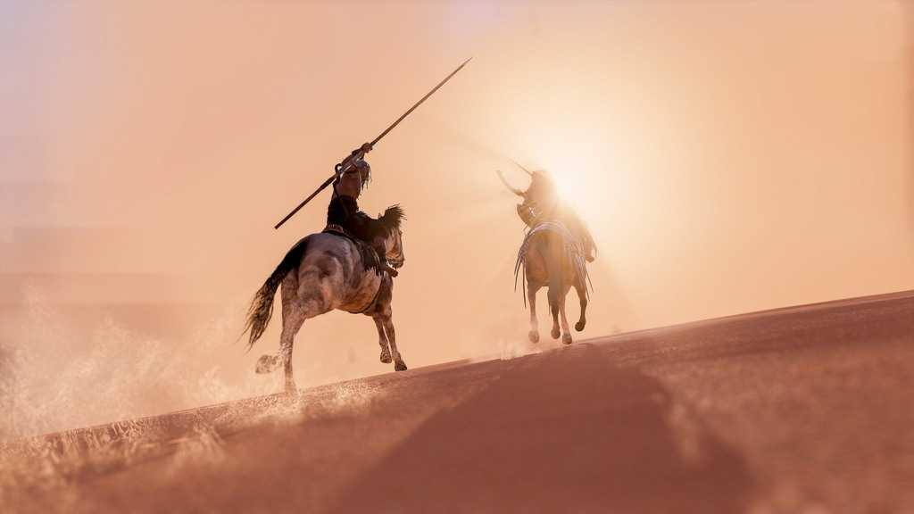 impressions assassin's creed origins