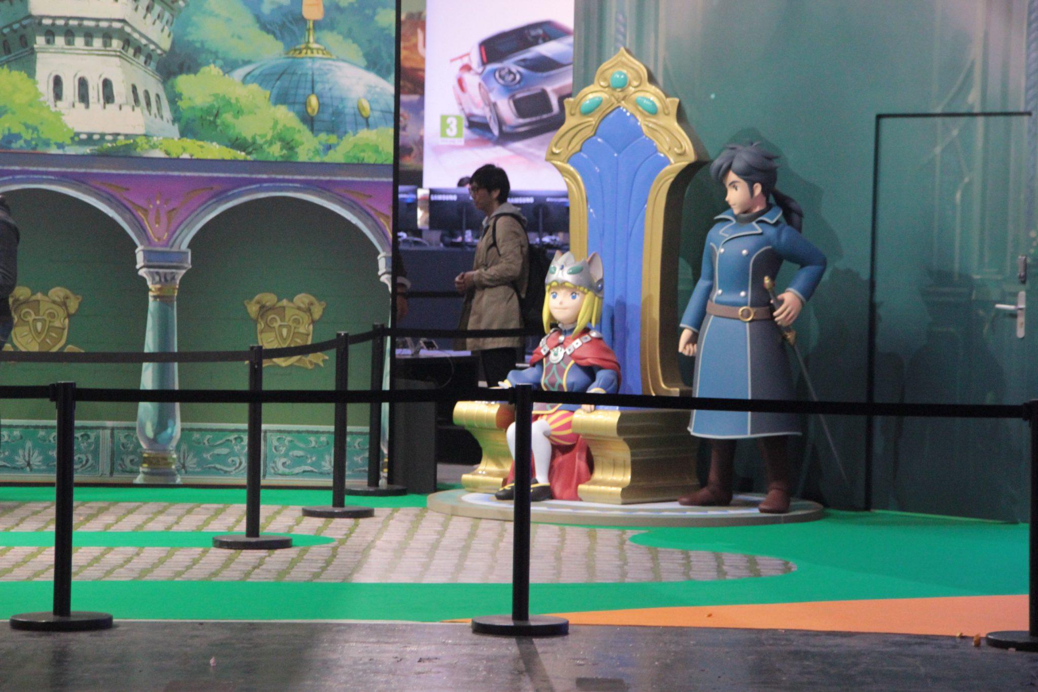 Paris games week 2017 quelques photos en vrac chez for Salon jeu video paris
