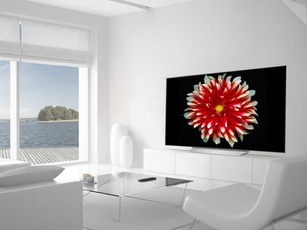 TV OLED 4K LG 55C7V