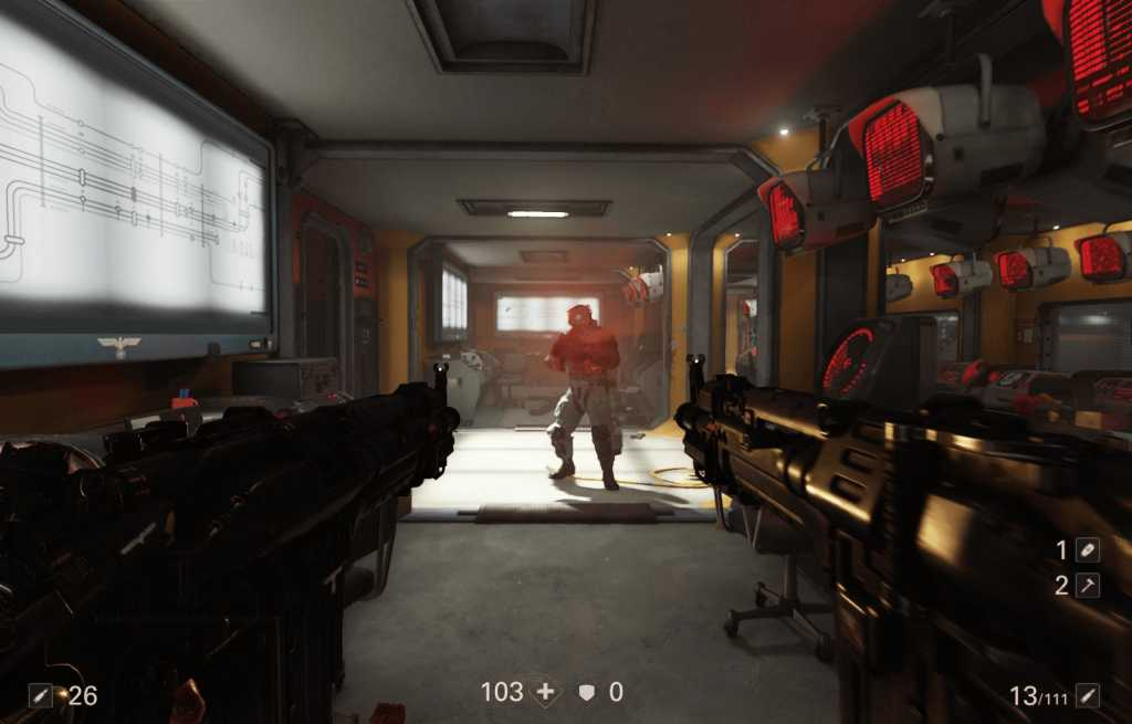 mes impressions sur Wolfenstein 2: The New Colossus