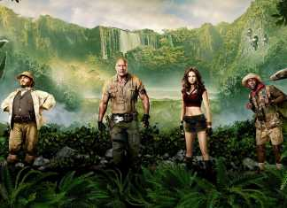 critique jumanji bienvenue dans la jungle