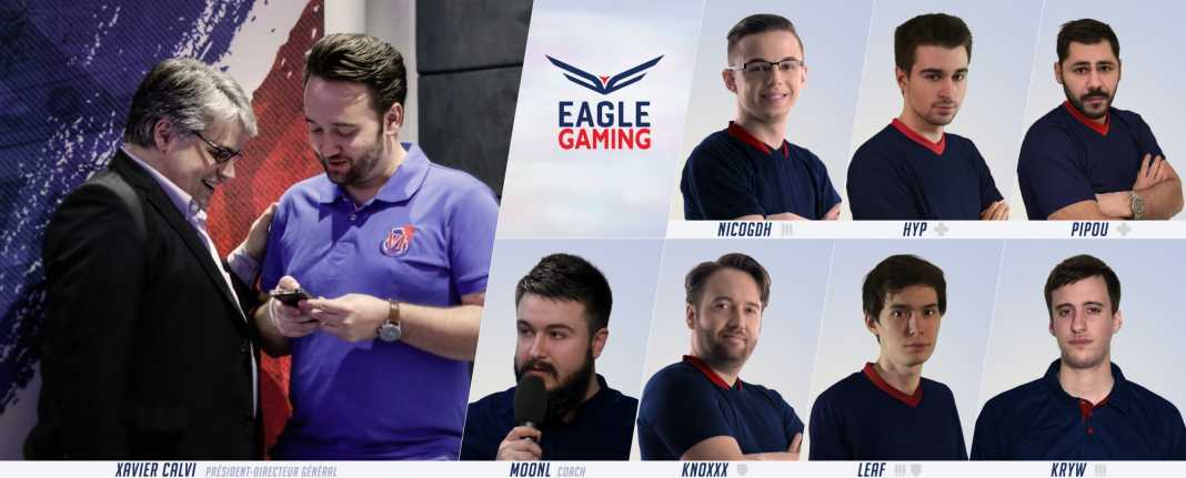 eagle gaming arrive en france