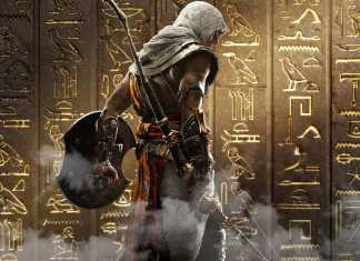 test impressions assassin's creed origins