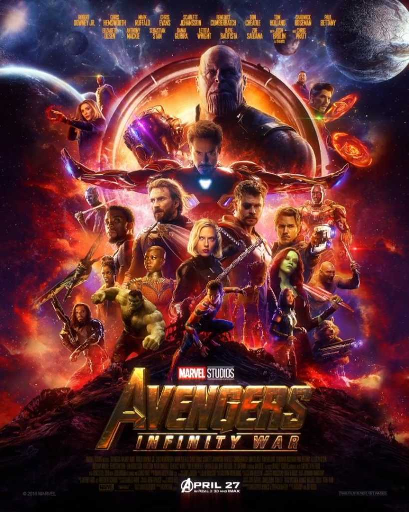 bande annonce avengers infinity war trailer