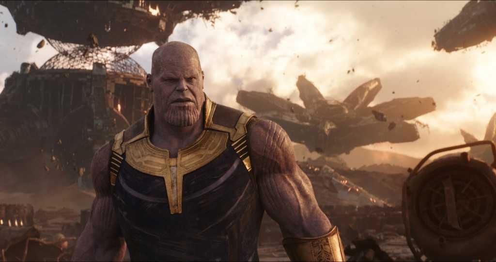 critique avengers infinity wars