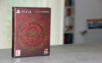Unboxing God of war limited edition