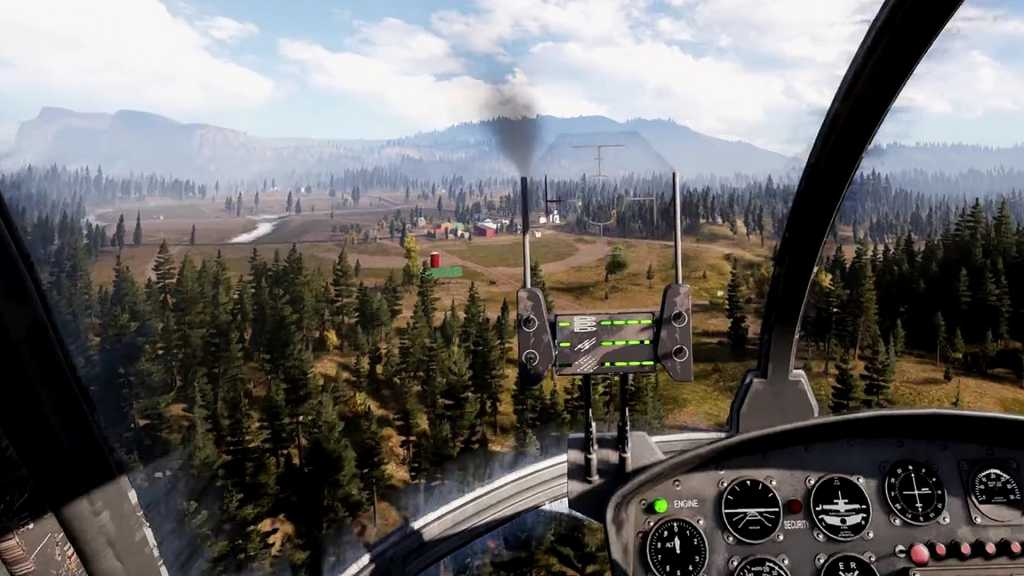 test de far cry 5 sur ps4