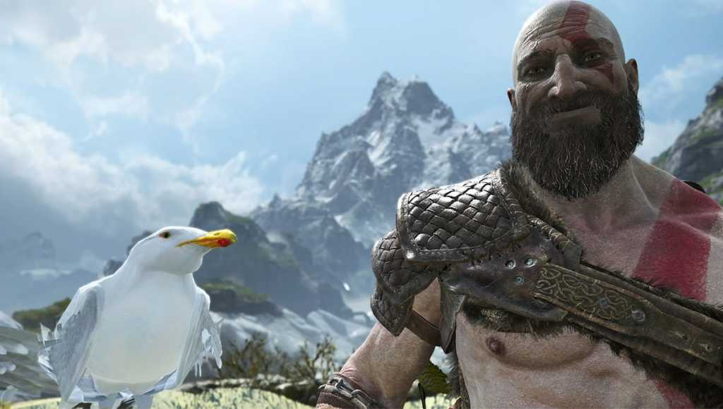 god of war mode photo