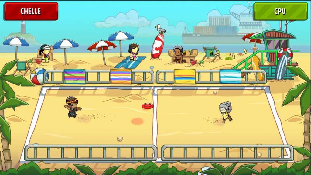 Scribblenauts Showdown impressions