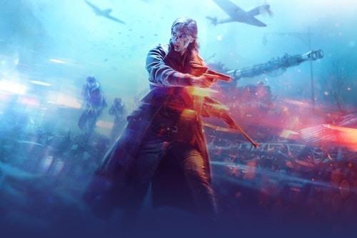 battlefield v trailer lancement