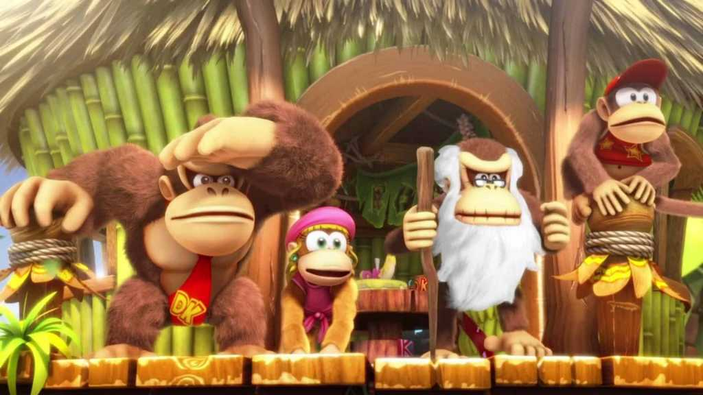 impressions donkey kong country tropical freeze sur switch