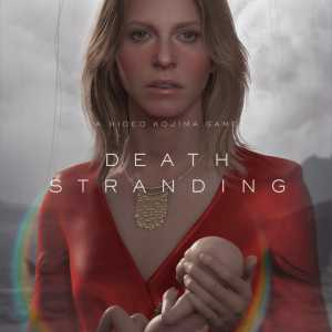 death stranding trailer E3 2018 gameplay