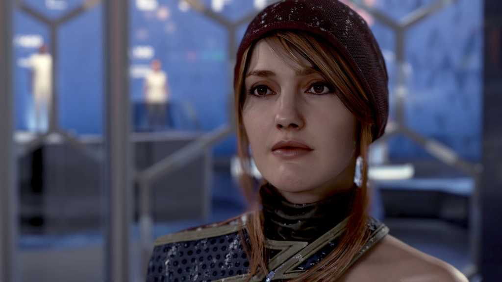 impressions detroit become human sur PS4