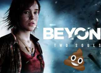 beyond two souls jeu de merde