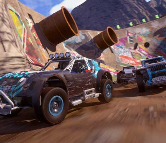 test onrush ps4