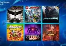 Les jeux PlayStation Now de mai 2019