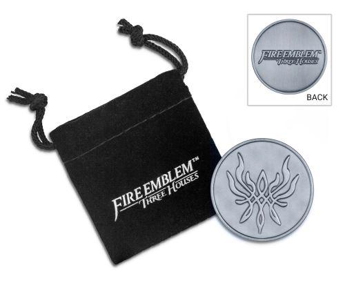 pièce collector offerte pour la précommande de fire emblem three houses