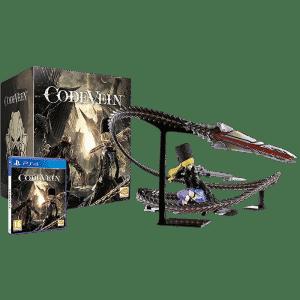 édition collector de code vein sur PS4