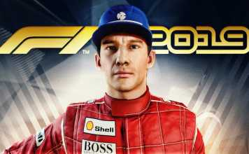 test de F1 2019 sur Xbox One X