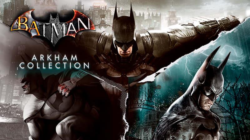 Précommande de Batman : Arkham Collection sur PS4 et Xbox One