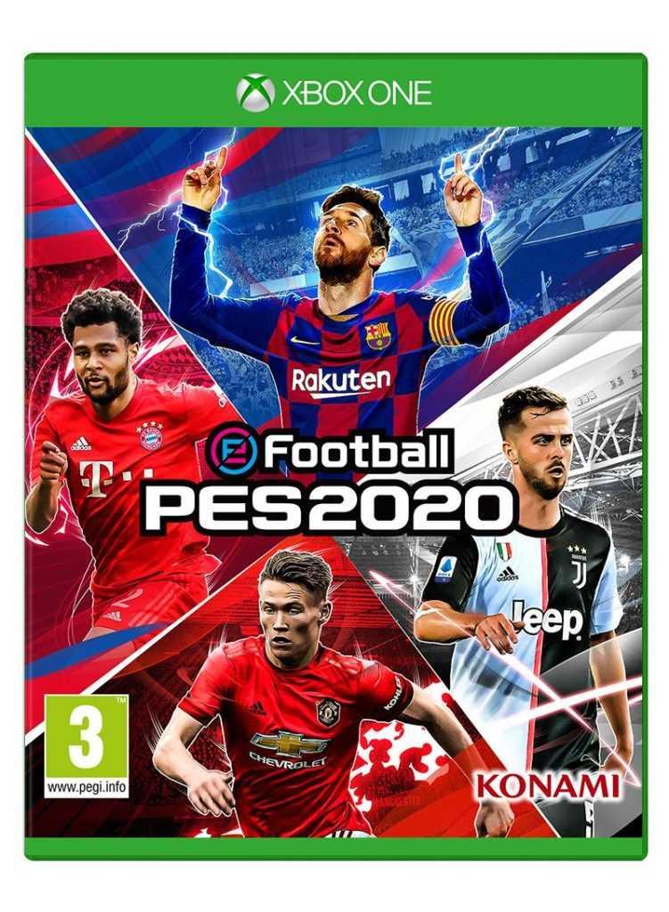 précommande eFootball PES 2020